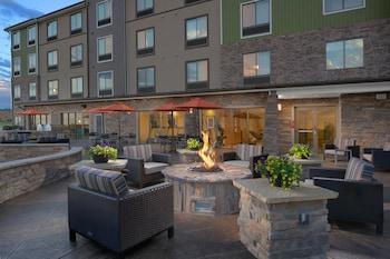 丹佛南部隆娜特里萬豪唐普雷斯套房飯店 TownePlace Suites by Marriott Denver South/Lone Tree