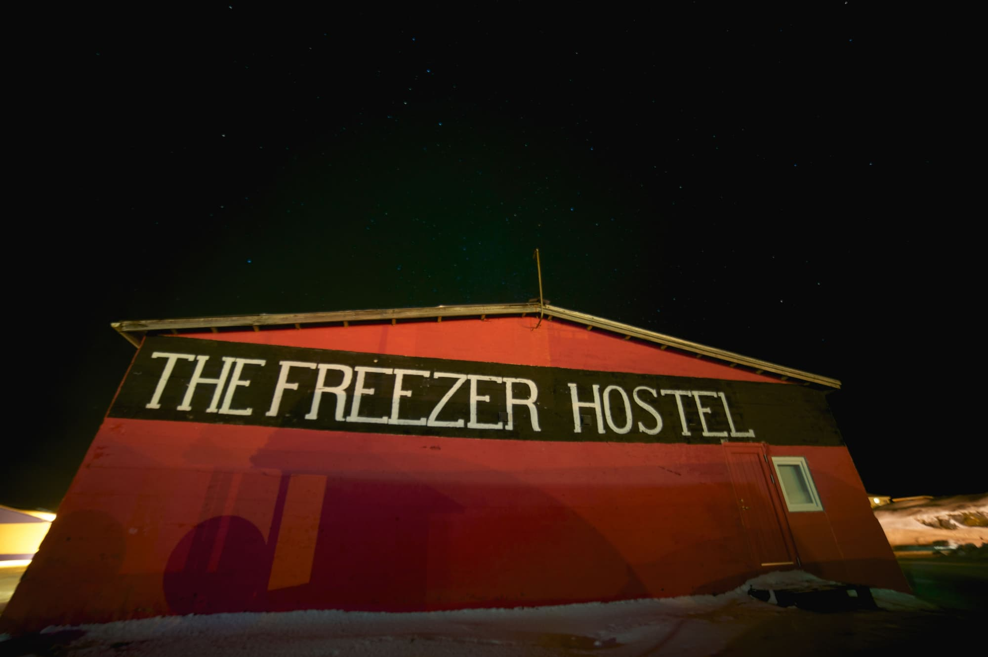 The Freezer Hostel & Culture Center, Snæfellsbær