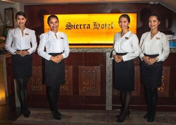 SIERRA HOTEL Reception