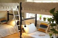 Shared Dormitory, Mixed Dorm (8-person)