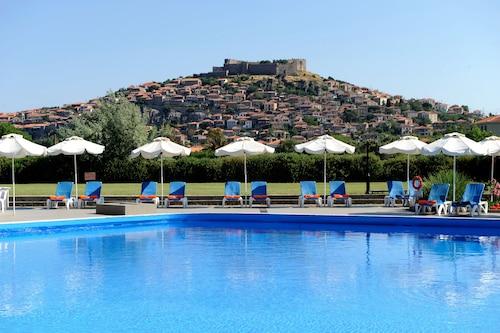 Delfinia Hotel & Bungalows, North Aegean