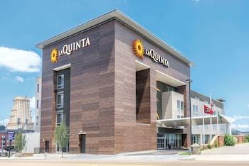 孟菲斯市中心溫德姆拉昆塔套房飯店 La Quinta Inn & Suites by Wyndham Memphis Downtown