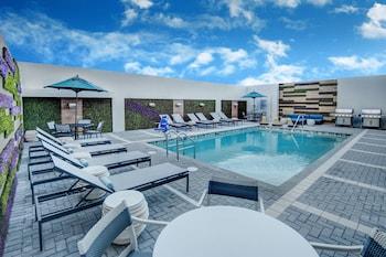 邁阿密機場萬豪唐普雷斯套房飯店 TownePlace Suites by Marriott Miami Airport