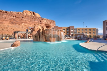 摩押萬豪春季山丘套房飯店 SpringHill Suites by Marriott Moab