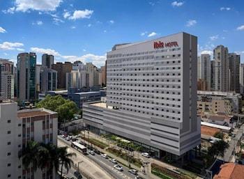 聖保羅伊比拉布埃拉宜必思飯店 ibis Sao Paulo Ibirapuera