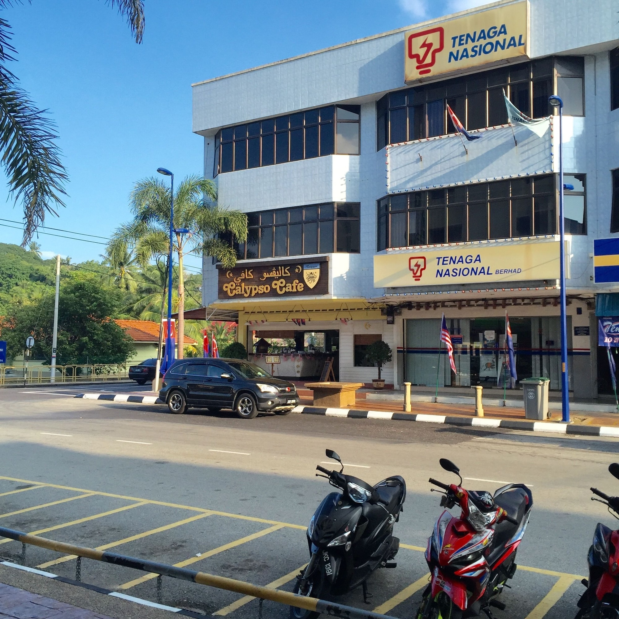 Inari Hostel & Guesthouse, Mersing