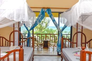 Deluxe Tek Büyük Veya İki Ayrı Yataklı Oda, Balkon, Deniz Manzaralı