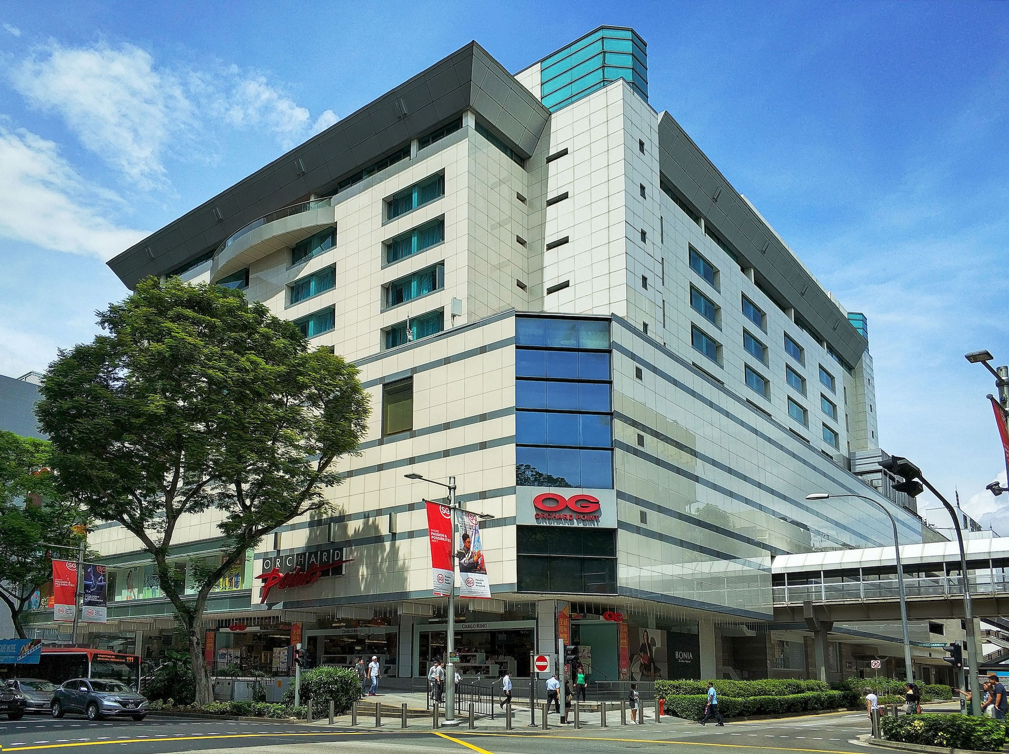 Orchard Point Serviced Apartments, Orchard