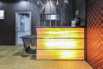 OYO 105 MELBOURNE SUITES HOTEL Reception