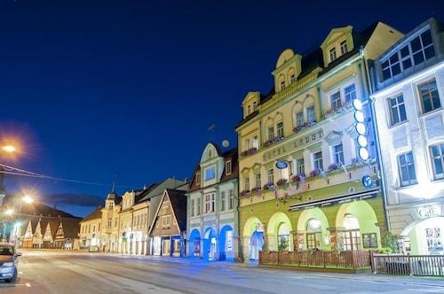 Hotel Labut, Trutnov