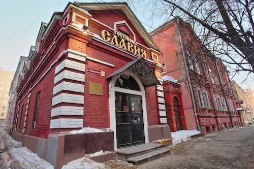 Slavia Hotel, Nizhniy Novgorod gorsovet