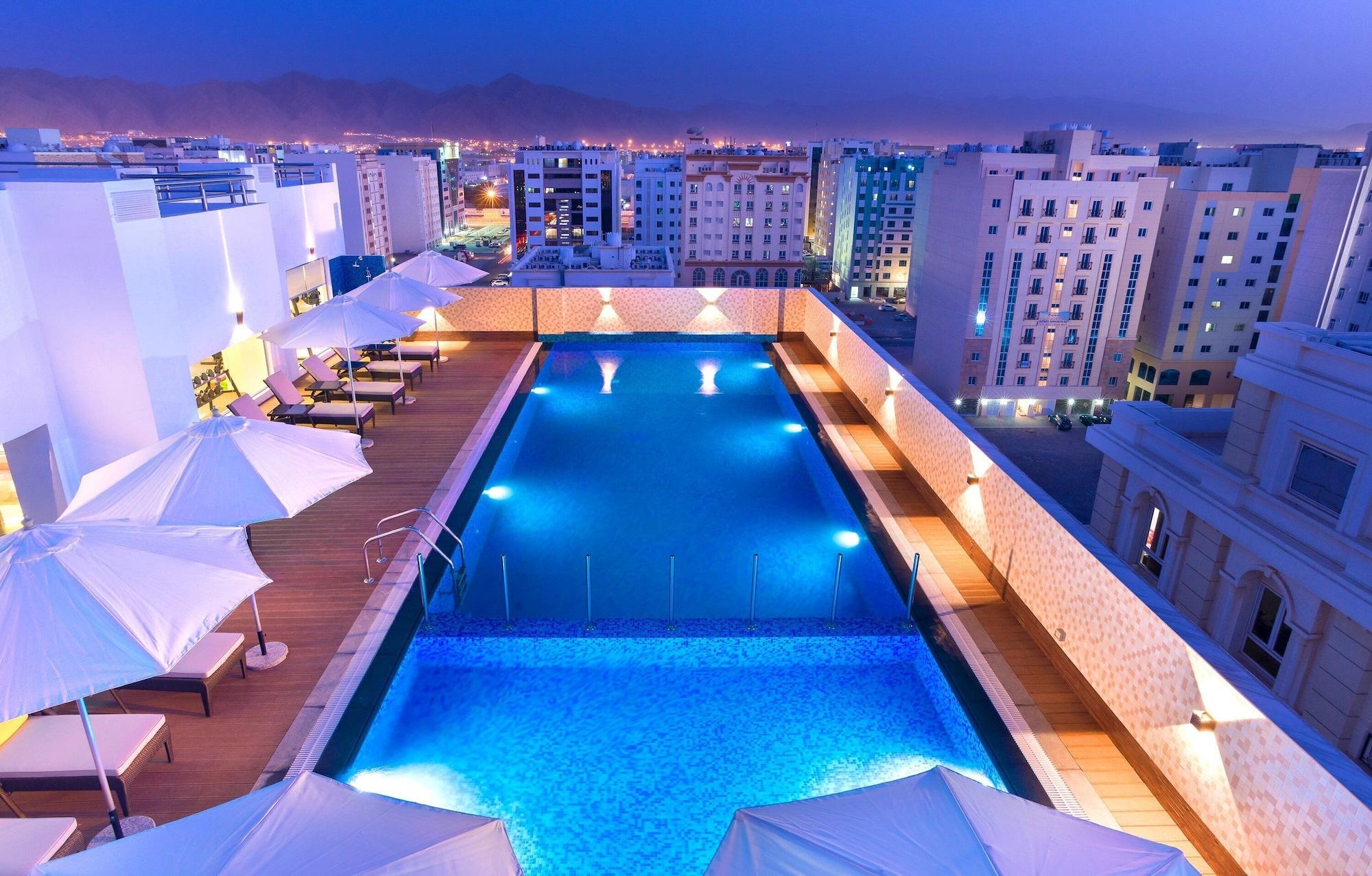 Centara Muscat Hotel Oman, A Seeb