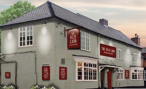 The Red Lion Coleshill, Warwickshire