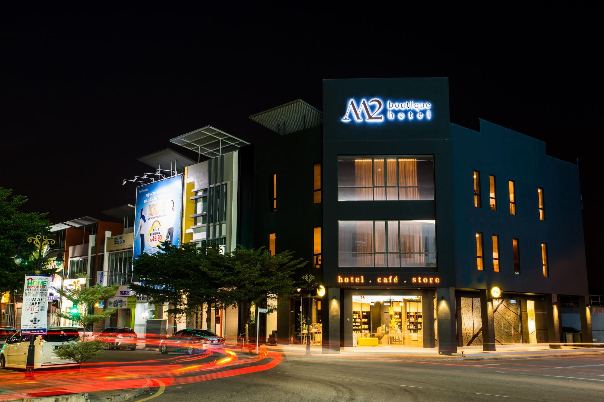 M2 Boutique Hotel, Kota Melaka