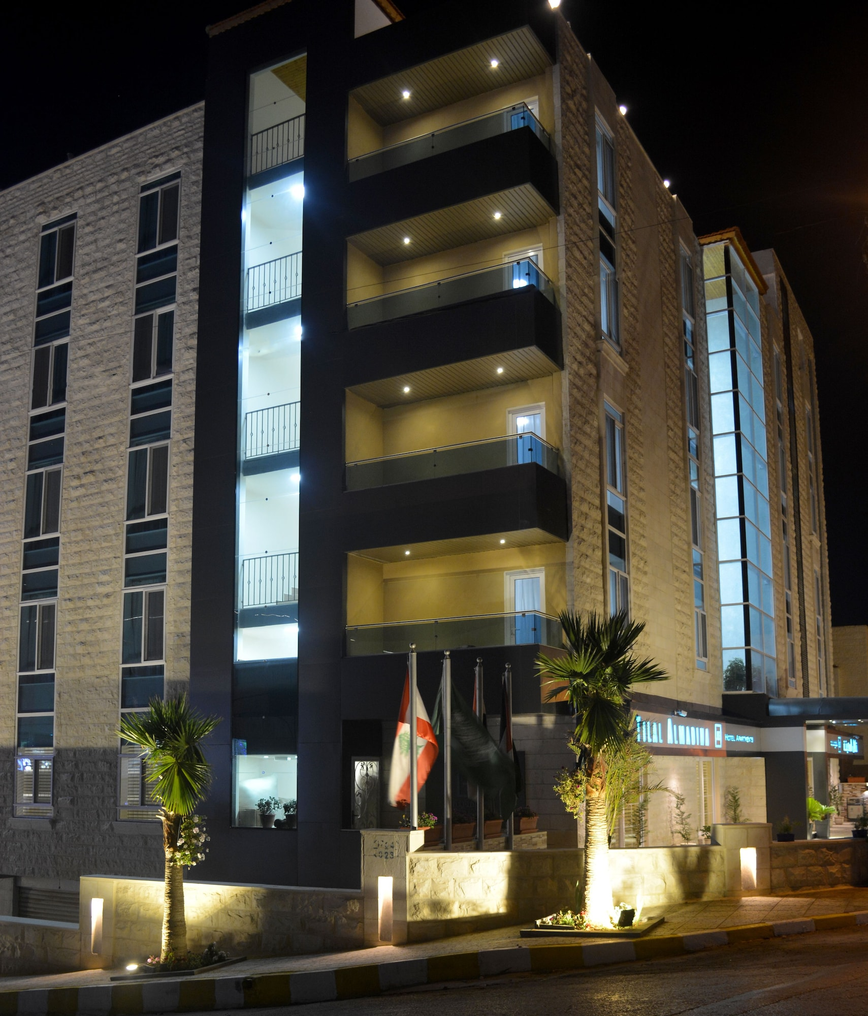Tilal Almadina Hotel & Suites, Salt