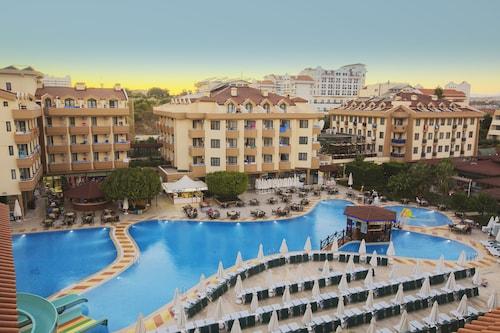 Grand Seker Hotel - All Inclusive, Manavgat