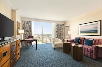 Suite, Multiple Beds, Park View