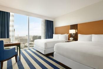 Fairmont Room, 2 Queen Beds, City View