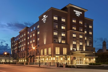 薩拉索塔希爾頓惠庭套房飯店 Homewood Suites By Hilton Worcester