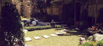 REGENCY HOTEL DE VIGAN Garden