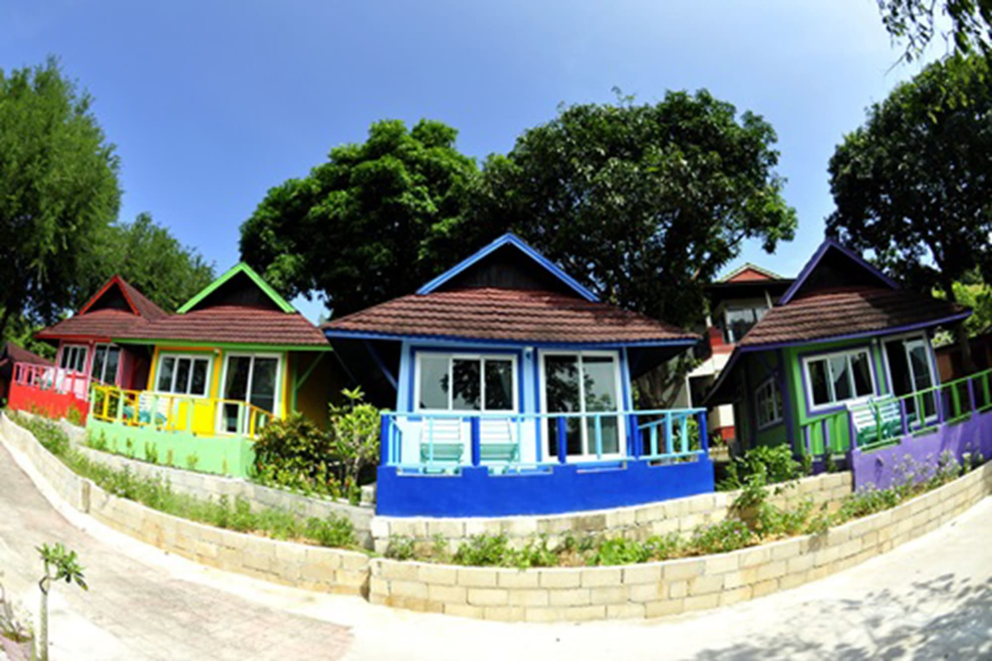 Phi Phi View Point Resort, Muang Krabi