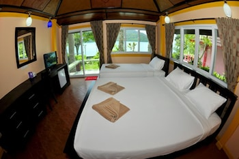 Deluxe Triple Room, Sea View