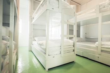 8-Bed Dorm Room