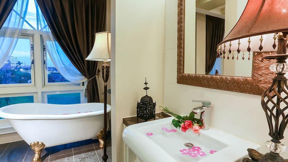 浸泡式浴缸