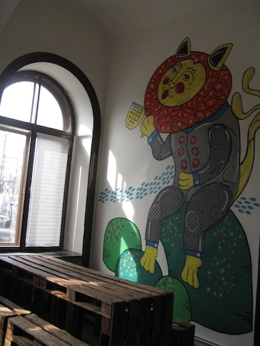 Hostel IBEX, Praha 1