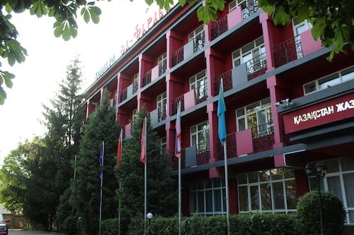 Business Hotel Al-Farabi, Almaty (Alma-Ata)
