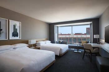 芝加哥馬奎斯萬豪飯店