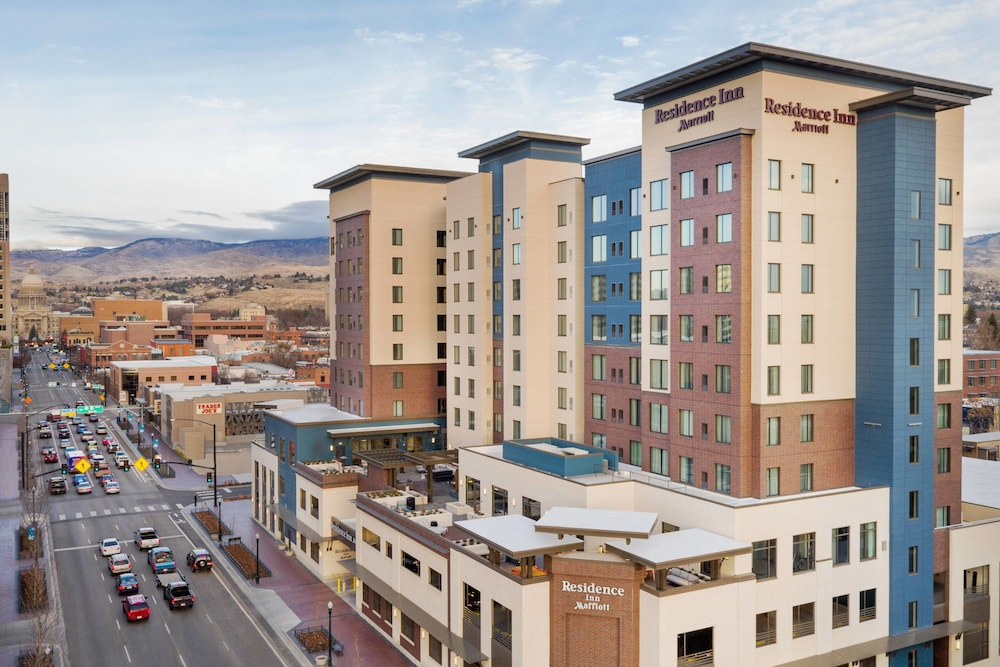 Residence Inn By Marriott Boise Downtown City Center Id 400 South Capitol 83702