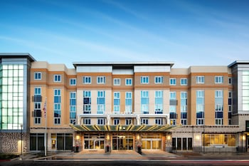 庫貝爾提諾聖荷西萬豪長住飯店 Residence Inn by Marriott San Jose Cupertino