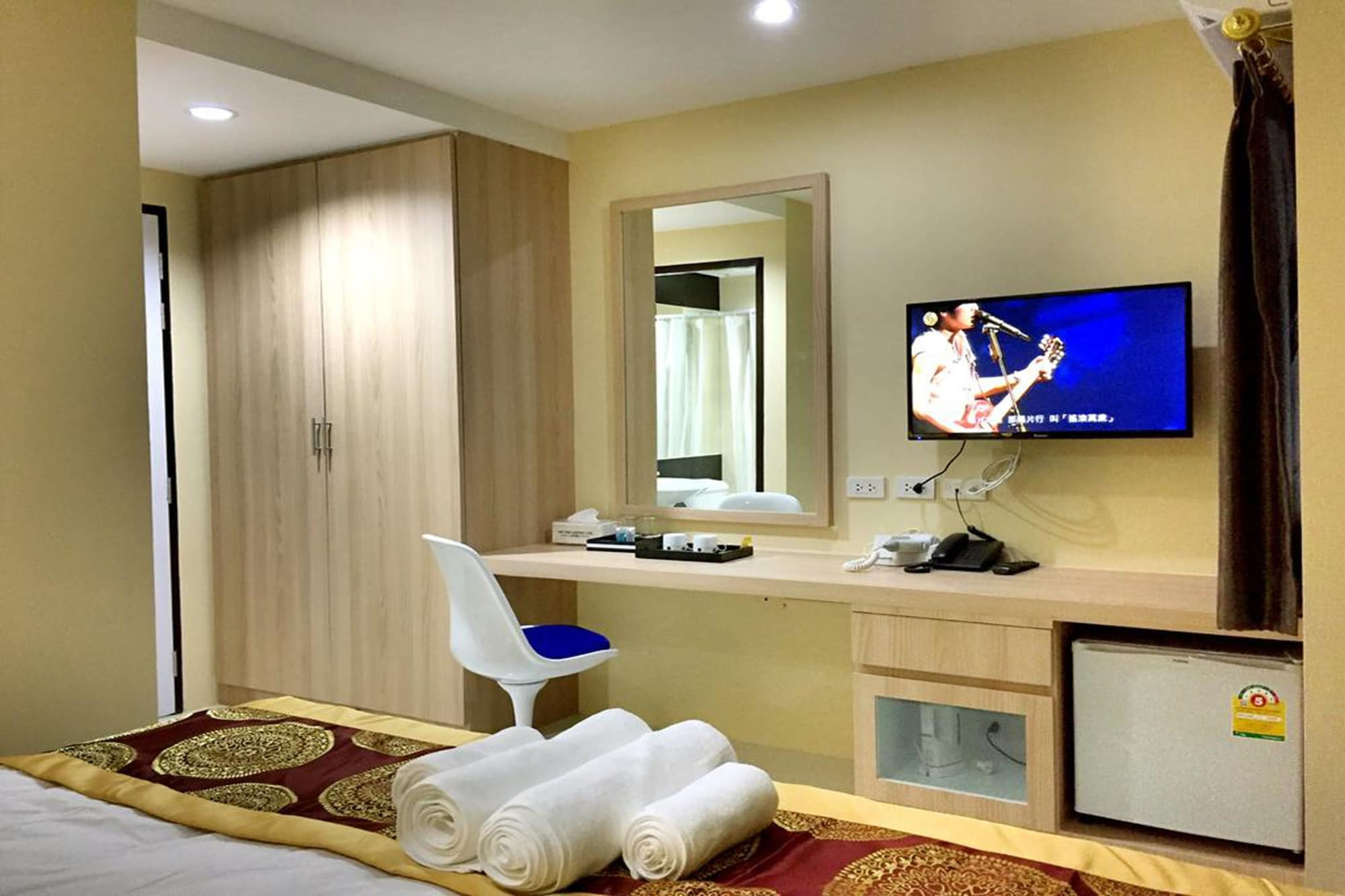 Top High Airport Link Hotel, Ratchathewi