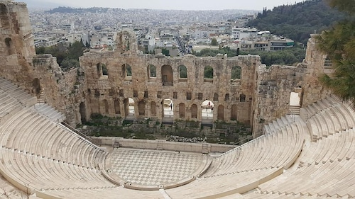 Athens Backpackers, Attica