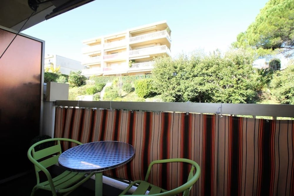 Nice Booking - Orchidée Calme Piscine Balcon