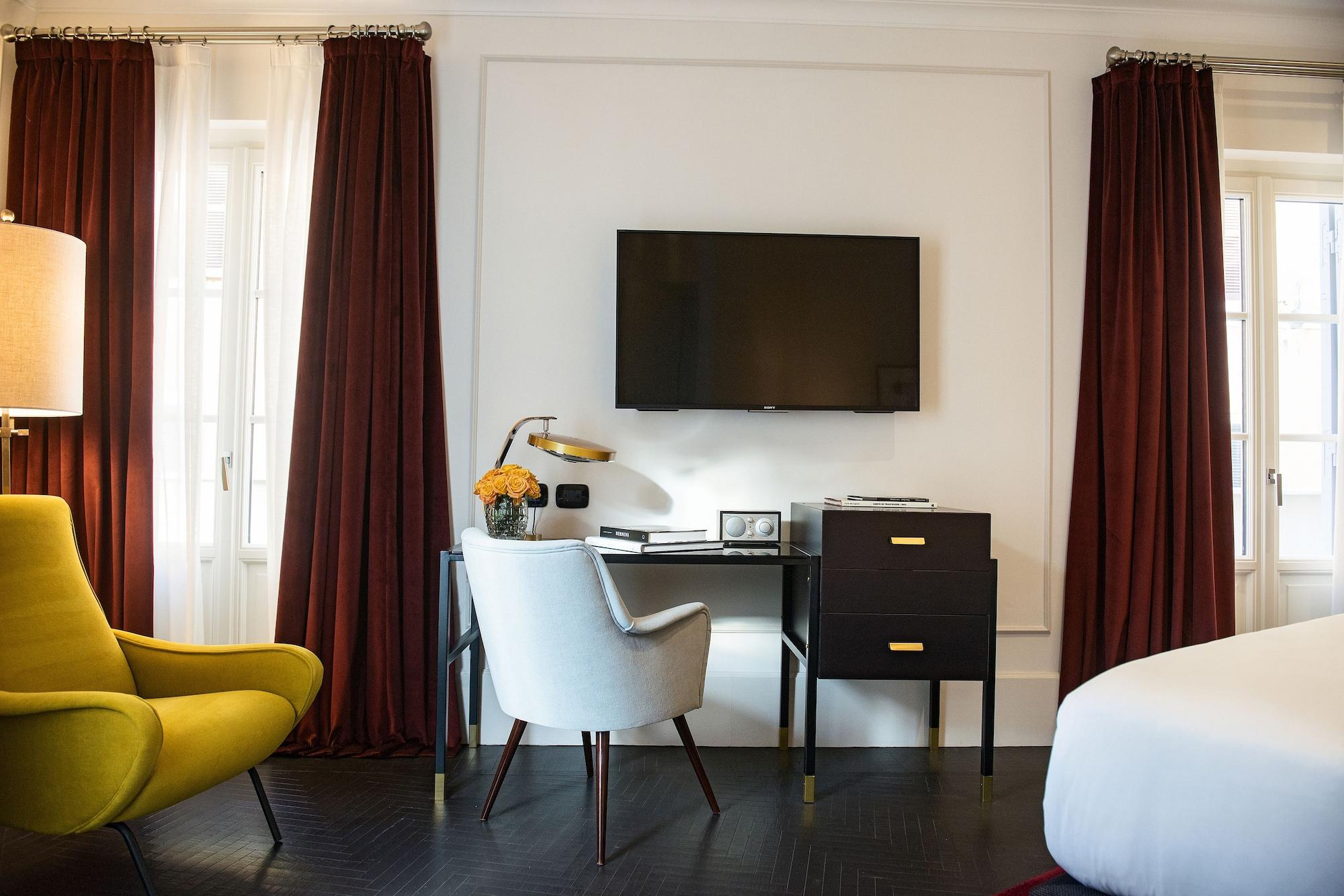 Vilon Charming Terrace Room