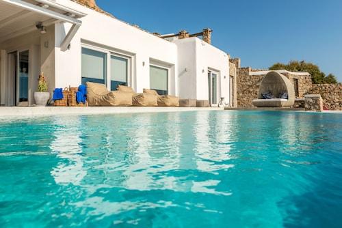 Villa Daloli, South Aegean