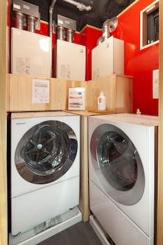 GOZAN HOTEL&SERVICED APARTMENT Laundry Room