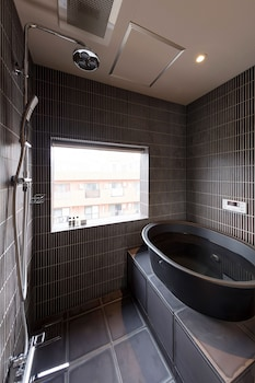 GOZAN HOTEL&SERVICED APARTMENT Bathroom