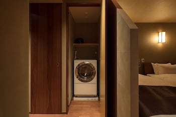 GOZAN HOTEL&SERVICED APARTMENT Laundry