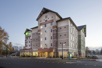 Hotel - Holiday Inn Express & Suites Seattle South - Tukwila