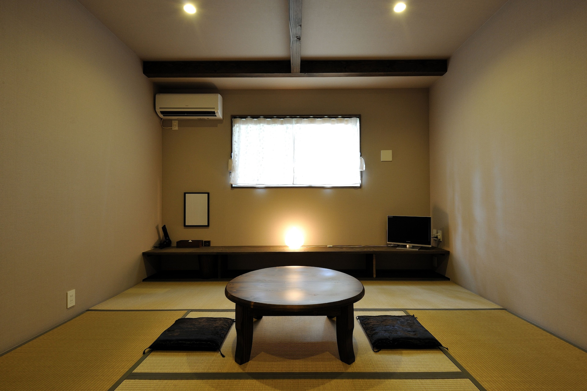 Japanese Style Room for 4 People