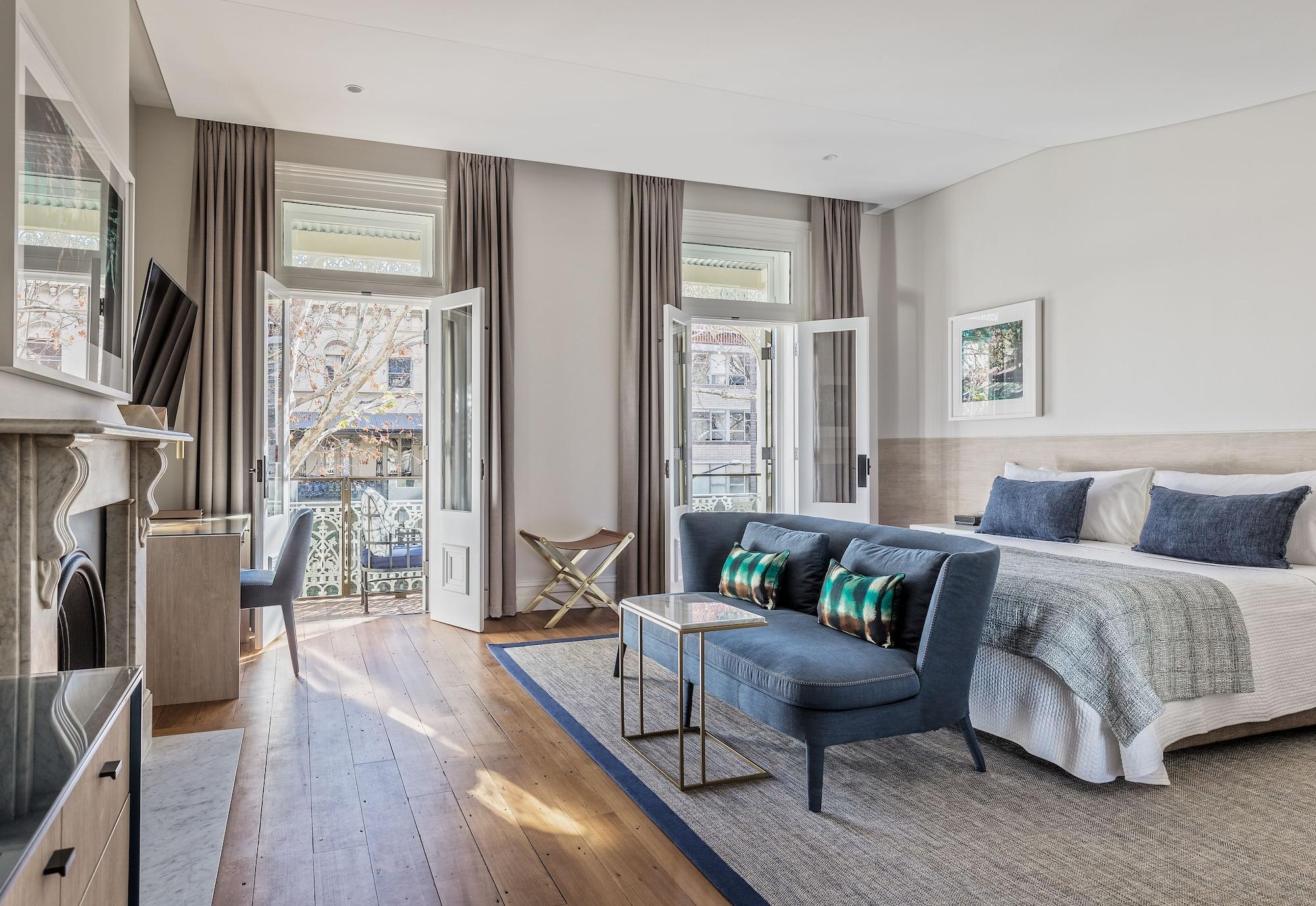 Victoria Terrace Suite