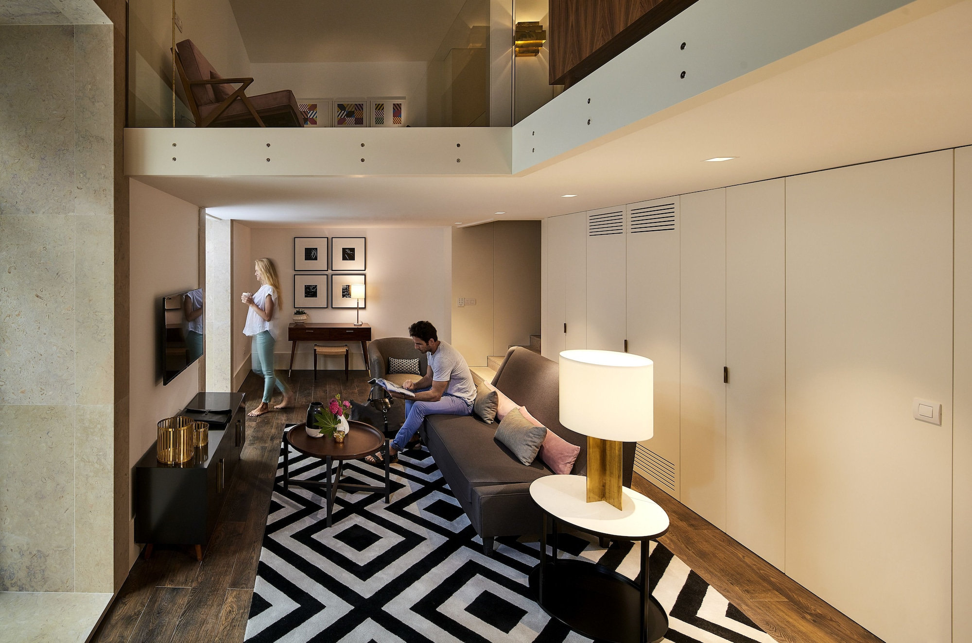 Loft, Ground Floor (Style)