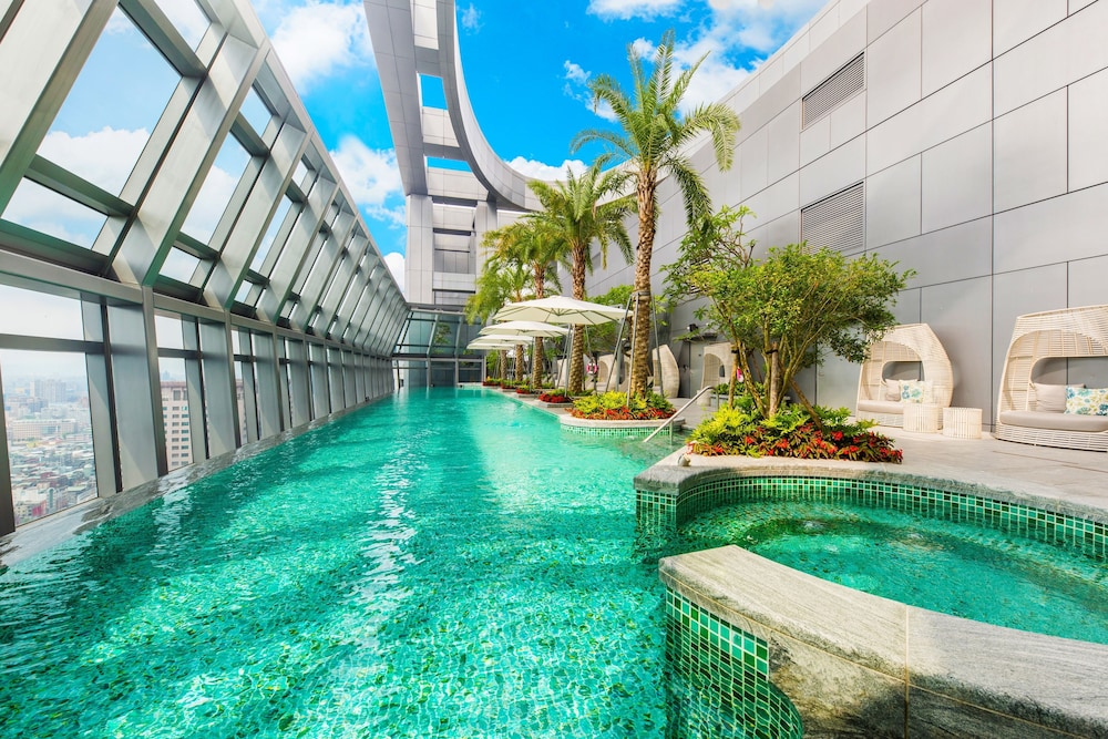 板橋凱撒大飯店