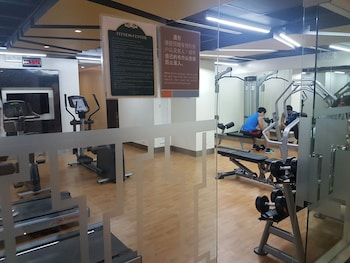 LUXE IN VENICE - THE VENICE RESIDENCES Gym