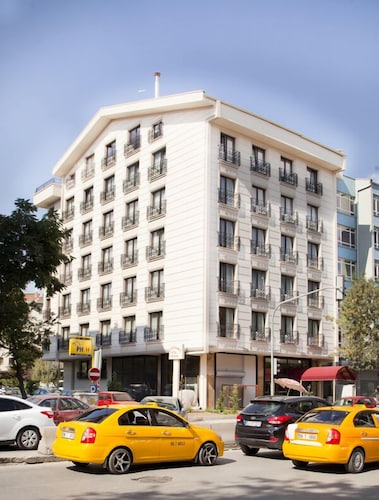 Grand Hamit Hotel, Çankaya