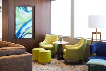 Lobby at Residence Inn by Marriott Dallas Downtown in Dallas