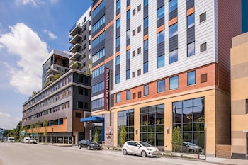 匹茲堡奧克蘭大學廣場旅居飯店 Residence Inn Pittsburgh Oakland/University Place